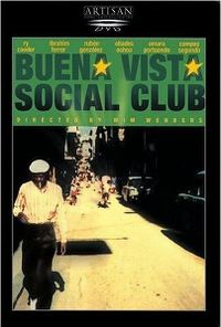 Cover Buena Vista Social Club - Buena Vista Social Club [DVD]